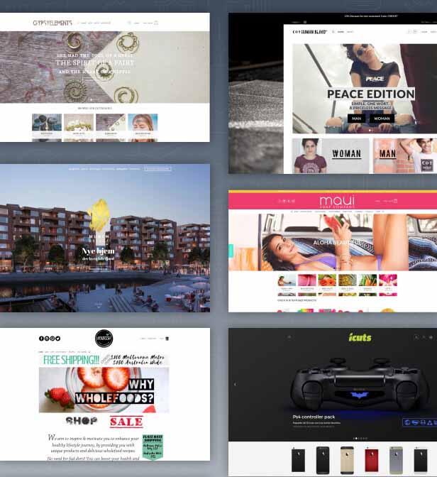 Theme WordPress bán hàng thời trang Flatsome