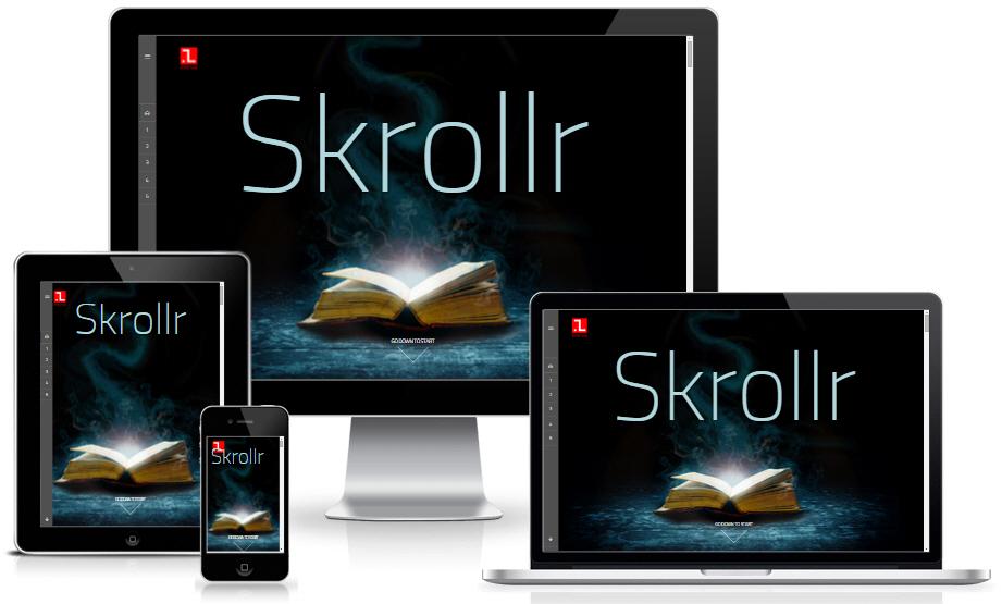 Skollr - Theme WordPress miễn phí độc đáo