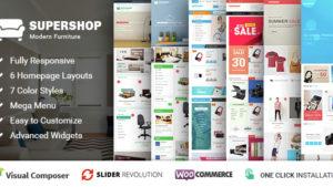SW Supershop – WooCommerce Theme bán hàng đa năng