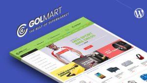 Golmart –Theme WordPress bán hàng chuyên nghiệp