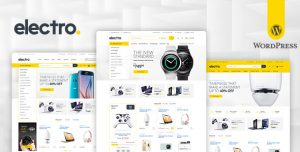 Electro - Giao diện wordpress cho website shop điện máy, điện tử