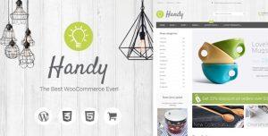 Handy - Giao diện Wordpress cho website bán hàng thủ công mỹ nghệ
