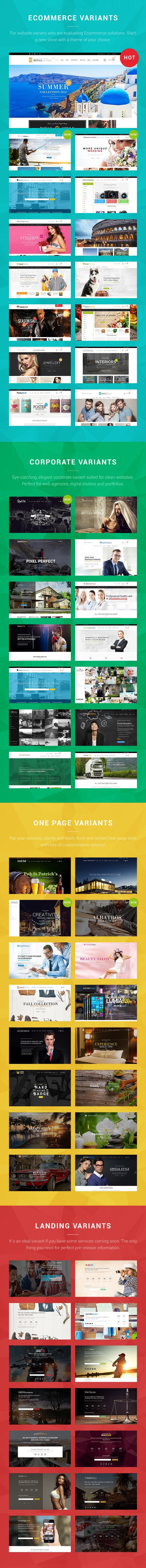 Royal - Theme WordPress đa năng và chuyên nghiệp