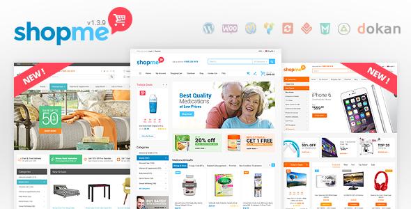 ShopMe – Theme WooCommerce WordPress đẹp (2227)
