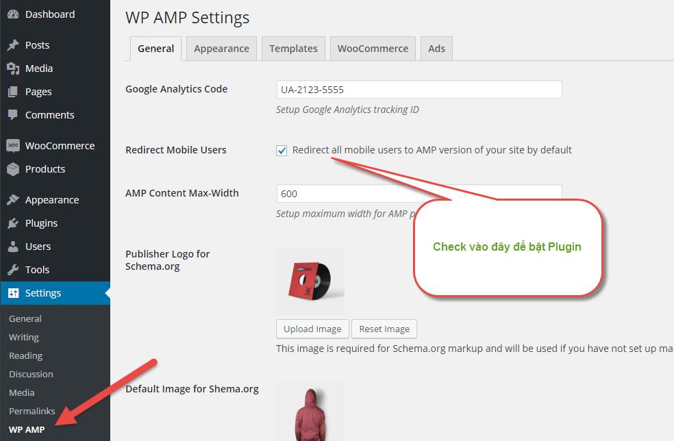 WP AMP - Plugin AMP tốt nhất hỗ trợ WooCommerce