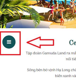 Theme Wordpres bất động sản mẫu số 10 – Dự án Celadon Gamuda