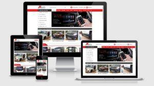 Theme Wordpress bán phụ kiện xe hơi - Phụ kiện ô tô
