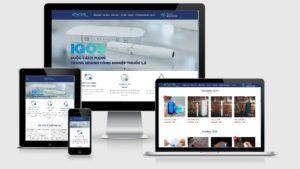 Theme Wordpress bán thuốc lá điện tử IQOS