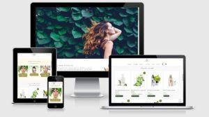 Theme Wordpress spa đẹp tuyệt vời mẫu số 2 - Rose Spa