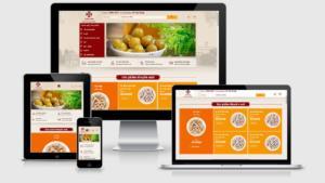 Theme Wordpress bán ô mai, đồ ăn vặt, quà tặng, bánh kẹo