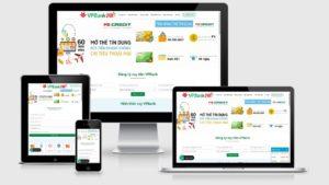 Theme Wordpress dịch vụ vay vốn ngân hàng, vay tín chấp, thẻ tín dụng