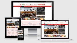 Theme wordpress bán thiết bị bếp nhà hàng