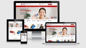 Theme Wordpress dịch vụ vay vốn ngân hàng, thẻ tín dụng mẫu số 2