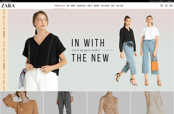 Theme Wordpress thời trang 6 - MTFashion